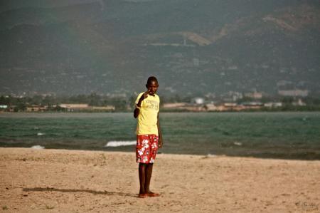 Peace, from Burundi!