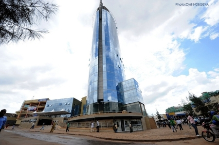 The Kigali City Tower